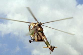 Аргентина покупает у России вертолеты Ми-17