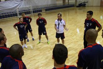 Сборная России по мини-футболу усиленно готовится к старту ЧМ в Таиланде