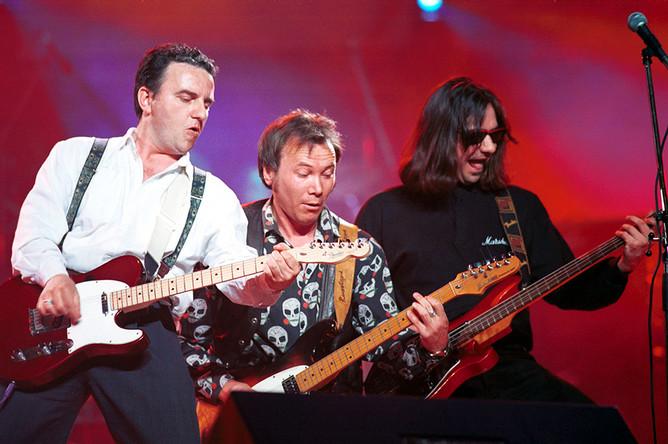 Группа «Чайф», 1995 год