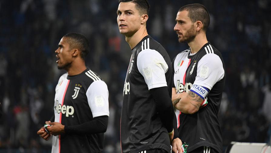«Ювентус» вышел в полуфинал Кубка Италии
