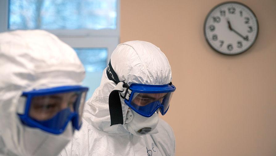 В России выявили 8 828 новых случаев коронавируса