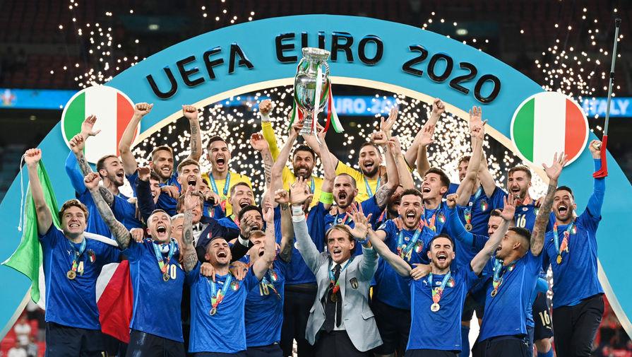 Тренер сборной Италии назвал самого сложного соперника на победном Евро-2020