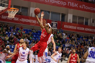 «Локомотив-Кубань» был в этот вечер просто неудержим