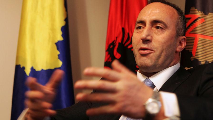 Картинки по запросу премьер-министр Косова Рамуш Харадинай