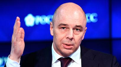 Интервью с министром финансов Антоном Силуановым
