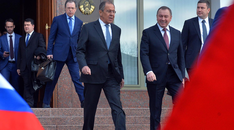 Белоруссия и Россия анонсировали новую программу во внешней политике