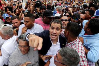 Онлайн-казино для Мадуро: пранкеры разыграли Гуайдо