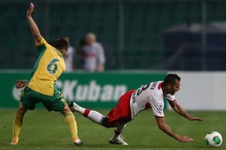 «Амкар» против «Кубани»