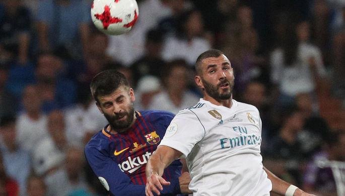 Первый акт эль-класико остался за «Реалом», но «Барселона» надеется на реванш