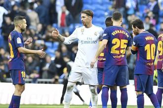 «Реал» — «Барселона»: эмоции игры