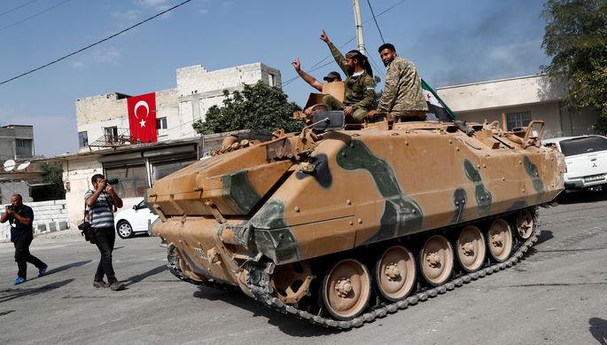 Наступление Эрдогана на курдов и «агент Кремля» на выборах в США: о чем пишут телеграм-каналы