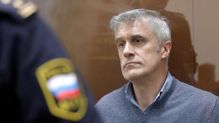Майкл Калви в суде