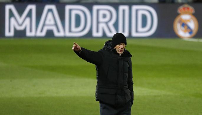 Эпизод матча «Аталанта» — «Реал»