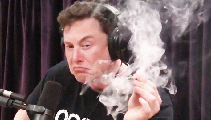 «Почему я должен платить?» Кто ответит за марихуану Маска