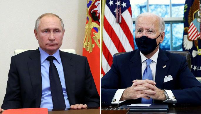 По следам Горбачева и Рейгана: Путин и Байден могут встретиться в Исландии
