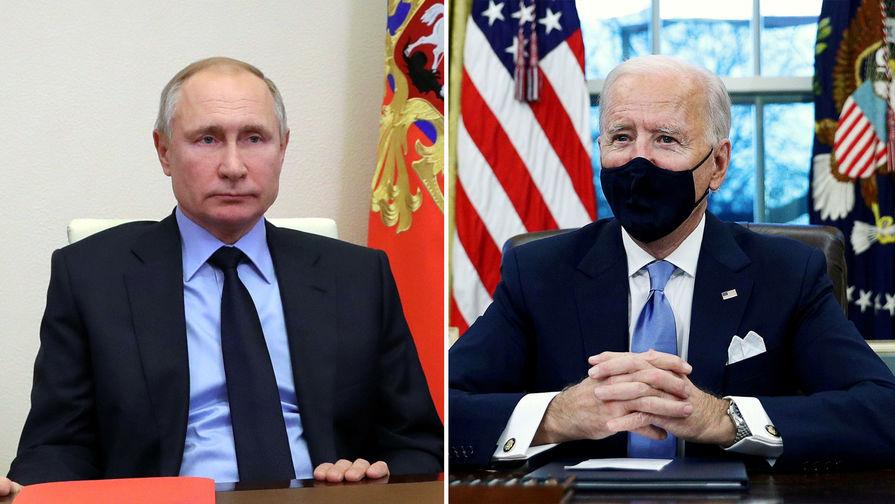 Байден заявил, что Путин «заплатит» за вмешательство в выборы США - Газета.Ru | Новости