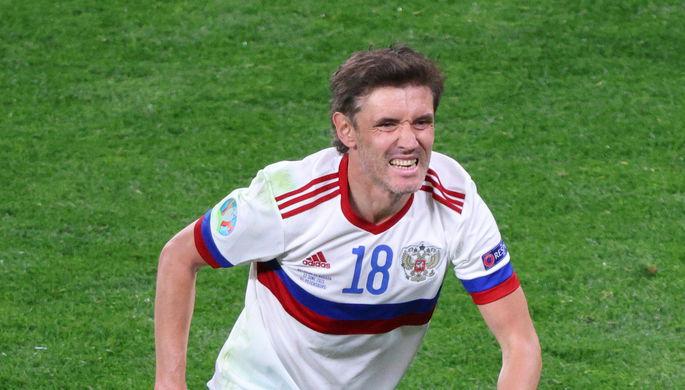Юрий Жирков в составе сборной России