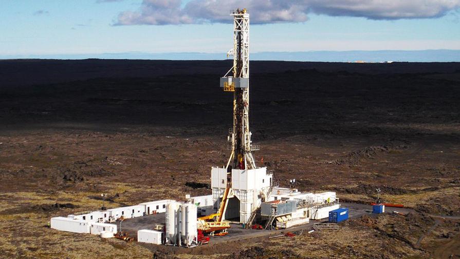 Исландия бурит самую горячую геотермальную скважину