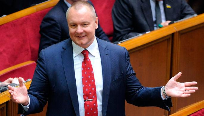 Депутат Верховной рады Андрей Артеменко