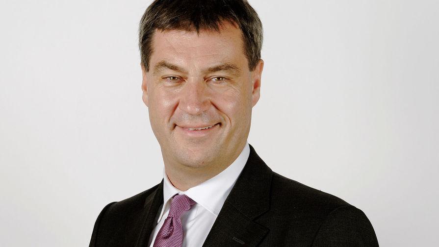 Маркус Зедер — немецкий политик, член ХСС
