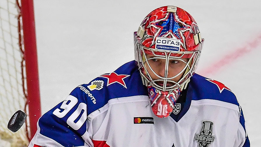 СКА обыграл ЦСКА в третьем матче финала плей-офф Запада КХЛ
