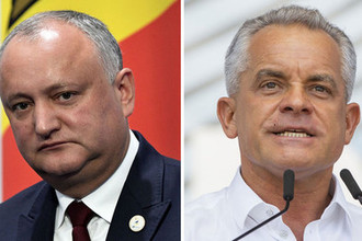 Додон против олигарха: кто проиграет в войне за Молдавию