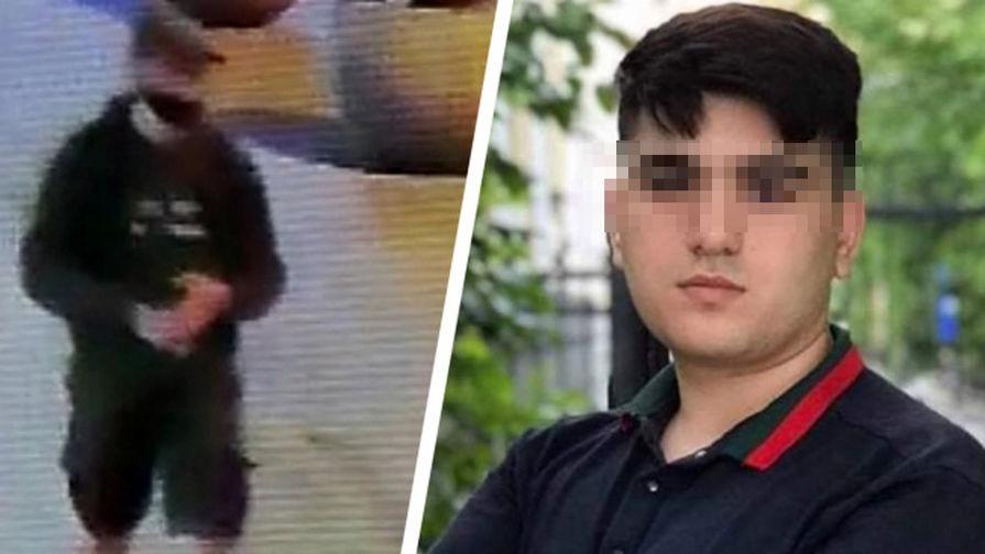 Справа 17-летний студент из Республики Азербайджан