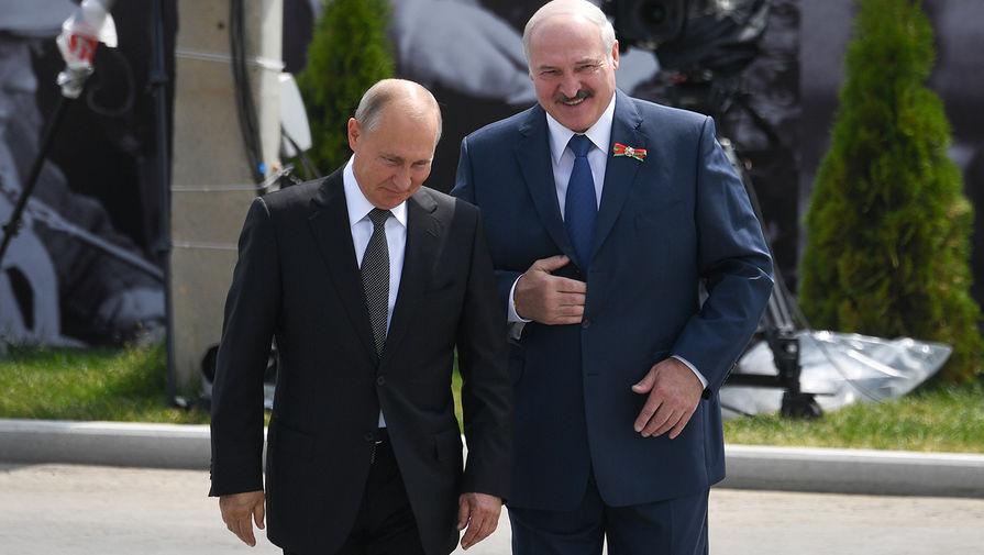 Лукашенко заявил, что против Белоруссии идет агрессия по сценарию «цветной революции»