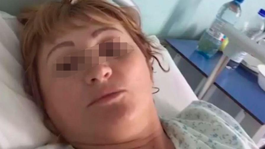 """""""Заставлял пить уксус"""": москвичка выпала из окна, сбегая от мужа-тирана"""