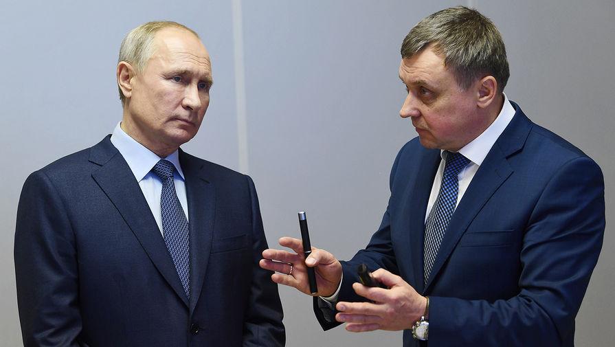«Удалось предотвратить беду»: Путин обсудил ситуацию в Усолье-Сибирском