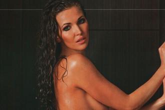 Ирина Шадрина в журнале Maxim