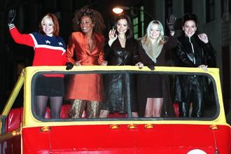 Spice Girls воссоединится ради Олимпиады