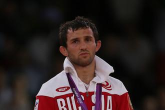 Бесик Кудухов стал серебряным призером по вольной борьбе в категории до 60 кг