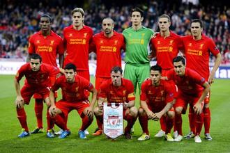 Футболисты «Ливерпуля» готовы дать бой «Манчестер Юнайтед»