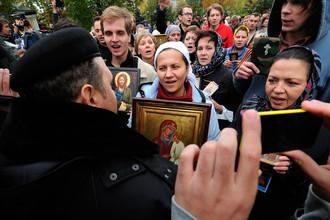 У православных фундаменталистов особые отношения с властью