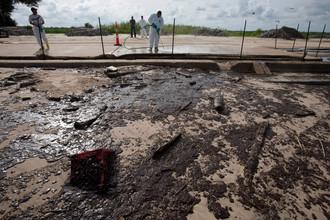 BP согласна заплатить $4,5 млрд за аварию в Мексиканском заливе