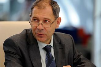 Андрей Недосеков был освобожден от должности главы департамента промышленности и инфраструктуры