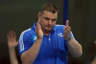 Владимир Алекно покинул пост главного тренера сборной России