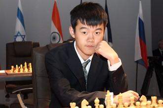 Гроссмейстер из Китая Динь Лежень