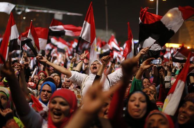 Египетская армия отстранила президента Мурси от власти