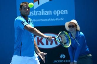 Михаил Южный первым из российских теннисистов вышел во второй круг Australian Open-2014