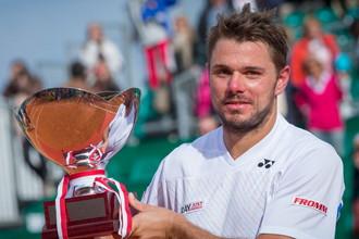 Швейцарский теннисист выиграл турнир в Монте-Карло и стал лидером чемпионской гонки ATP