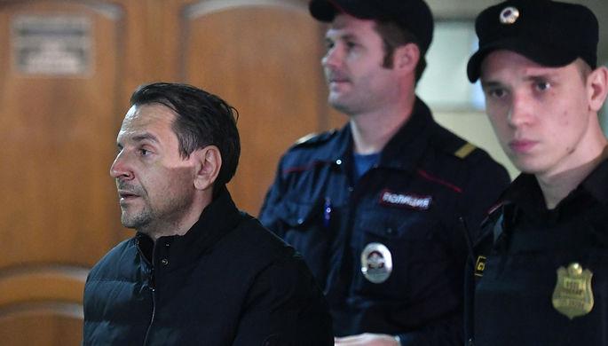 Подозреваемый в нападении на ведущую радиостанции «Эхо Москвы» Татьяну Фельгенгауэр...