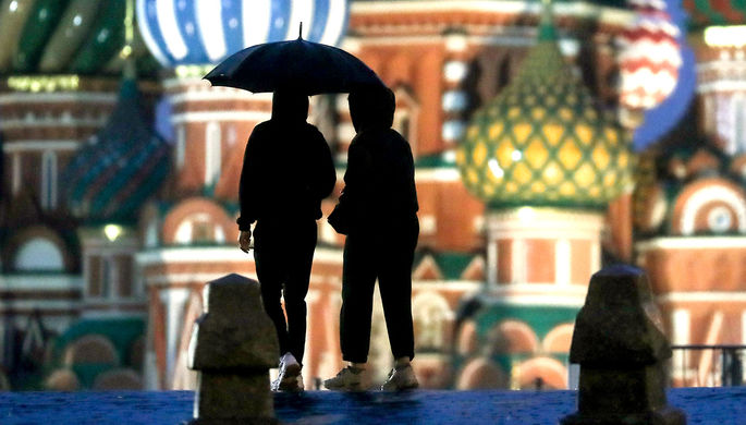 Ниже нормы: в Москву придет резкое похолодание