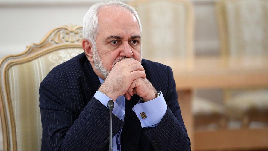 Глава МИД Ирана отменил поездку в Вену из-за флагов Израиля на госучреждениях Австрии
