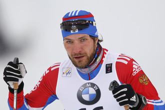 Алексей Петухов стал победителем швейцарского этапа Кубка мира в лыжном спринте