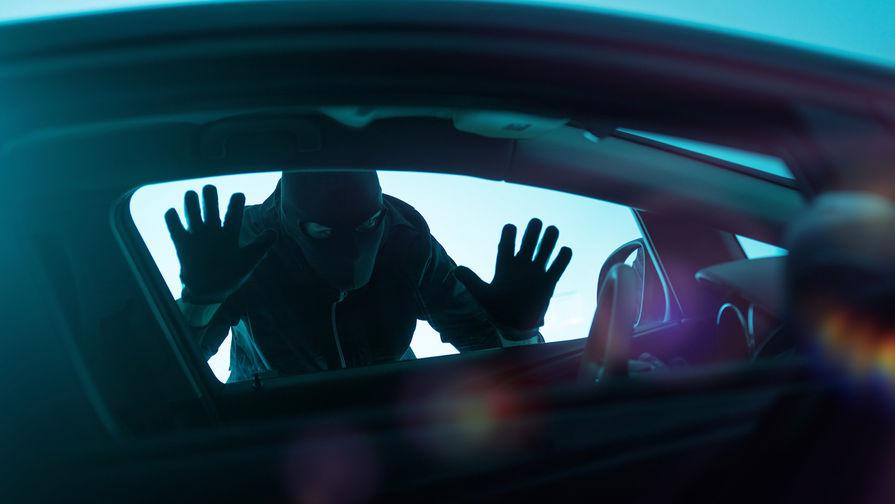 Автоугонщики перестали ориентироваться на люксовый сегмент - Газета.Ru