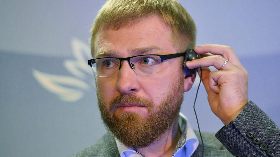 В ОП сочли издевкой блокировку российских каналов в Латвии