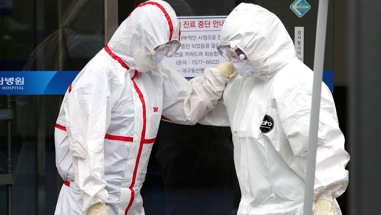 Российскую тест-систему для обнаружения коронавируса отправят в Монголию -  Газета.Ru | Новости