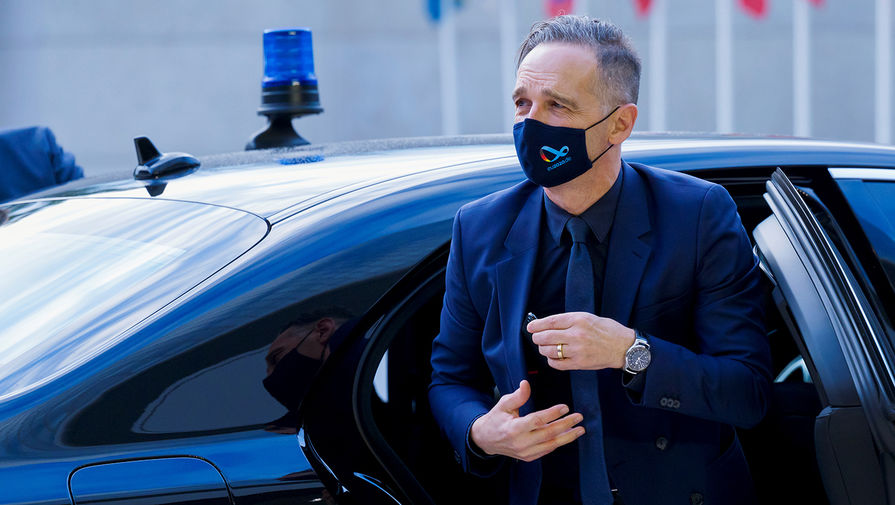 Глава МИД Германии выступил против проведения ЧМ-2021 в Минске